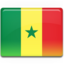 Drapeau senegal icone 7891 64